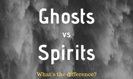 Ghost vs Spirit – What Is The Difference?