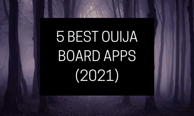5 Best Ouija Board Apps Of 2021 [FREE] – These Really Work